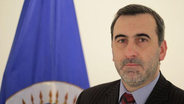 Edison Lanza, relator especial para la Libertad de Expresión de la CIDH - Sputnik Mundo