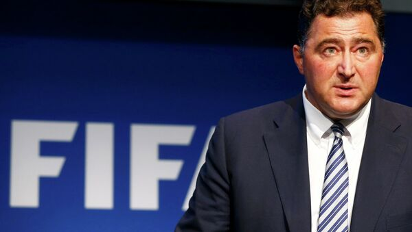 Domenico Scala, dirigente Comisión Electoral de la FIFA - Sputnik Mundo