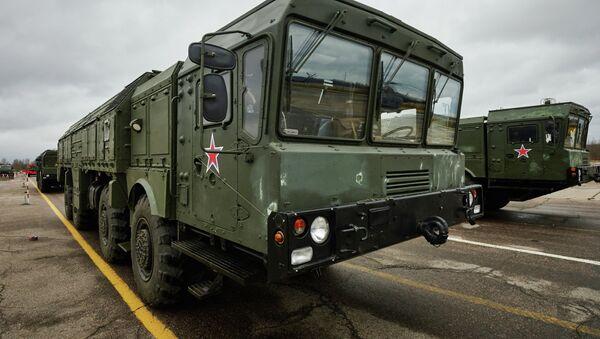Sistemas de misiles tácticos Iskander M - Sputnik Mundo