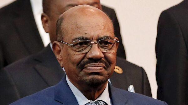 Omar al Bashir, presidente de Sudán - Sputnik Mundo