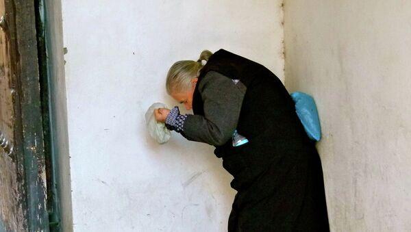 Pobreza en España - Sputnik Mundo