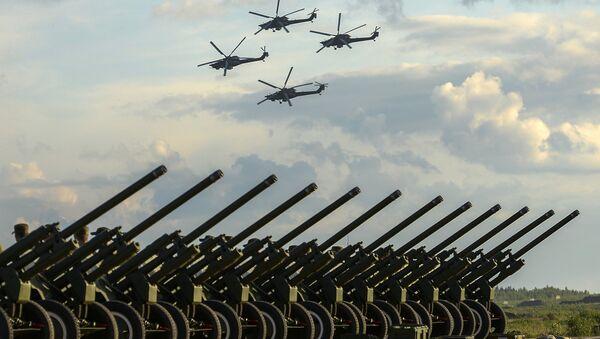 Rusia mantiene dominio del mercado de las armas pese a las sanciones - Sputnik Mundo