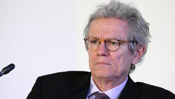 Paulo Nogueira Batista Júnior, vicepresidente del Banco de Desarrollo del BRICS - Sputnik Mundo