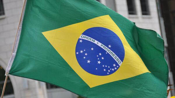 Bandera de Brasil (archivo) - Sputnik Mundo