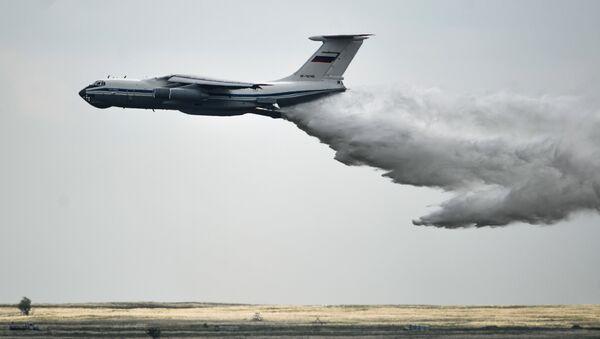 Avión Il-76 - Sputnik Mundo