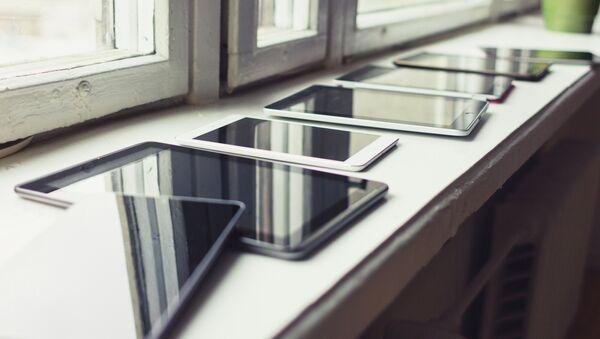 Varios iPad - Sputnik Mundo