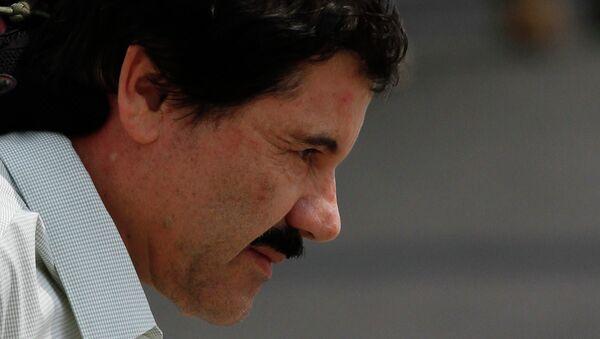 Joaquin el 'Chapo' Guzman - Sputnik Mundo
