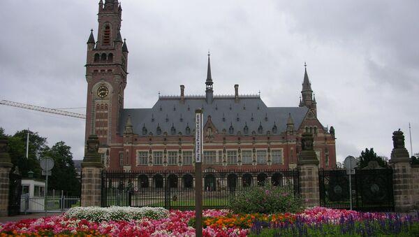 Tribunal de Arbitraje de la Haya - Sputnik Mundo