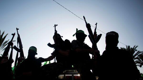 Facciones armadas palestinas - Sputnik Mundo