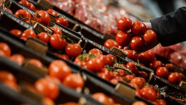 Veto a Turquía afectará mercado ruso de frutas y verduras - Sputnik Mundo