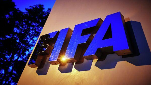 Logo de FIFA - Sputnik Mundo