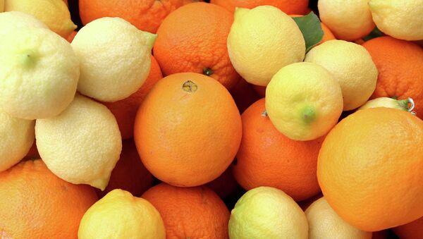 Naranjas y limones - Sputnik Mundo