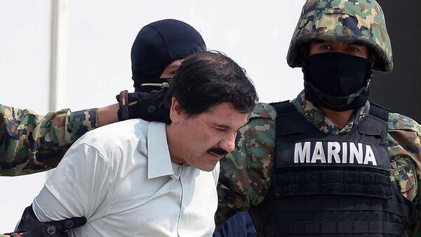 Joaquín el 'Chapo' Guzmán - Sputnik Mundo
