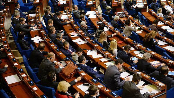 Asamblea Parlamentaria del Consejo de Europa - Sputnik Mundo