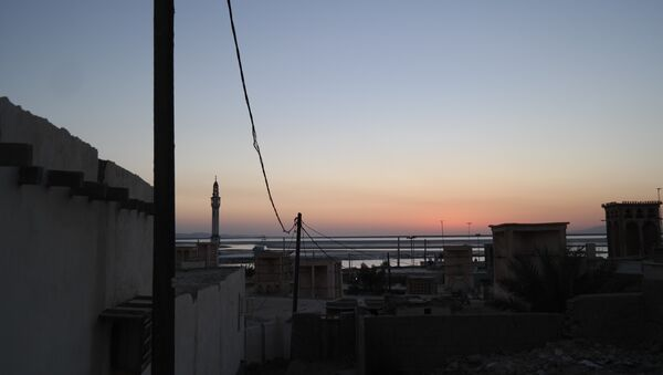 Isla de Qeshm - Sputnik Mundo