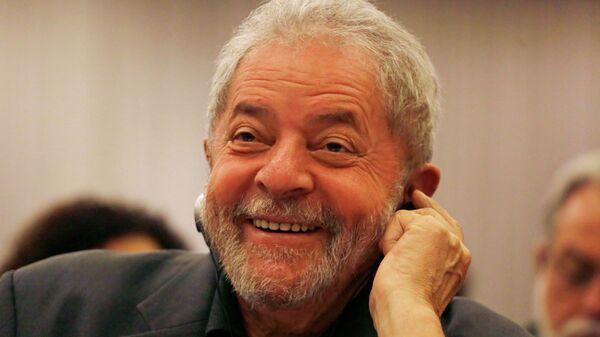 El expresidente de Brasil,  Lula da Silva - Sputnik Mundo