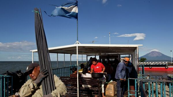 Canal de Nicaragua - Sputnik Mundo