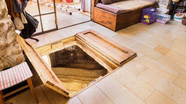 Descubren un baño ritual del siglo I bajo el salón de una casa de Jerusalén - Sputnik Mundo