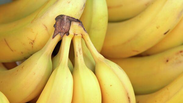 Bananas (imagen referencial) - Sputnik Mundo