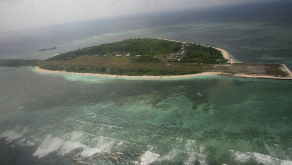 Isla de archipiélago Spartly - Sputnik Mundo