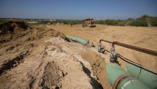 Nuevos ductos para llevar el gas de Texas a México - Sputnik Mundo