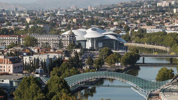 Tiflis - Sputnik Mundo