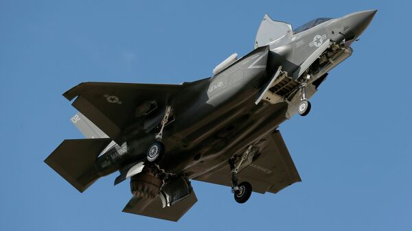 New problems - namely, false alarms from overly sensitive threat-detecting sensors - have arisen with the beleaguered F-35 aircraft, so far the most expensive, and problem-ridden, piece of military equipment in US history. - Sputnik Mundo