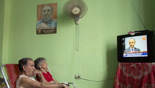 El embargo seguirá vigente en Cuba a pesar de la reapertura de embajadas - Sputnik Mundo