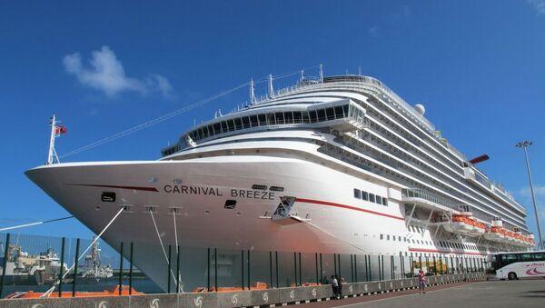 Crucero Carnival Breeze - Sputnik Mundo