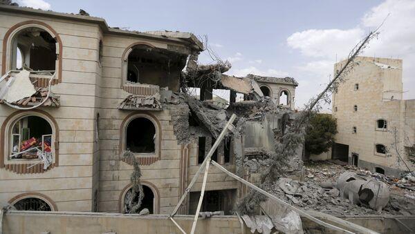 Los civiles muertos por el conflicto de Yemen superan ya los 1.500 - Sputnik Mundo