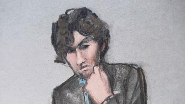Dzhokhar Tsarnaev - Sputnik Mundo