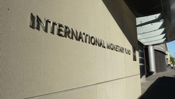 Fondo monetario internacional - Sputnik Mundo