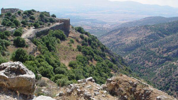 Gamla, Israel - Sputnik Mundo