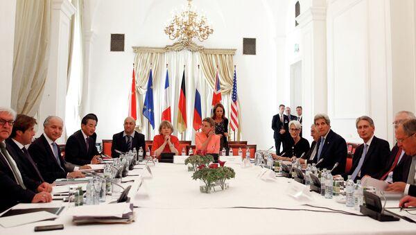 Negociaciones sobre el acuerdo nuclear en Viena - Sputnik Mundo