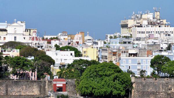 San Juan, la capital de Puerto Rico - Sputnik Mundo
