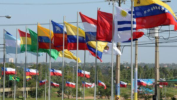 Cumbre de Mercosur (archivo) - Sputnik Mundo