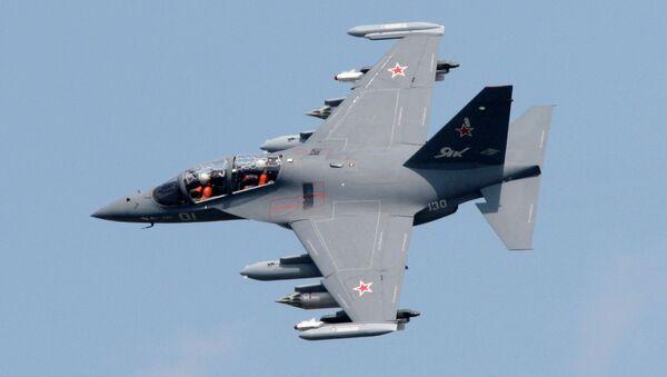Yak-130 de las Fuerzas Aéreas de Rusia - Sputnik Mundo
