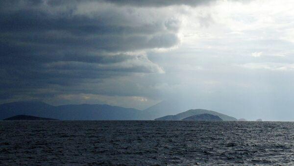 Golfo Sarónico (archivo) - Sputnik Mundo