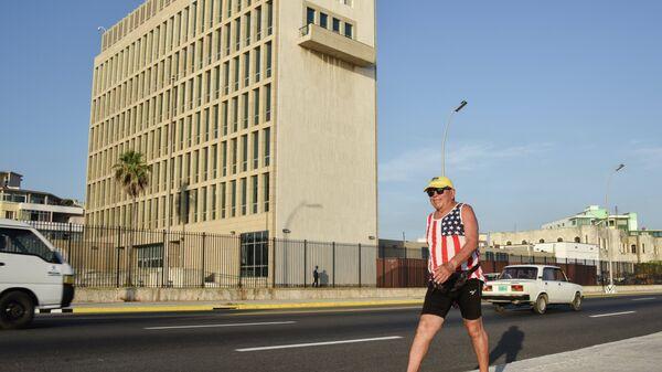 Embajada de EEUU en La Habana - Sputnik Mundo