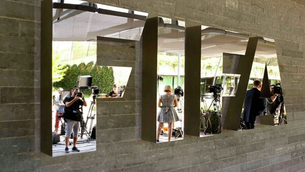 Putin tacha de inaceptable la persecución de EEUU contra la FIFA - Sputnik Mundo