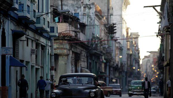 Calles de La Habana - Sputnik Mundo
