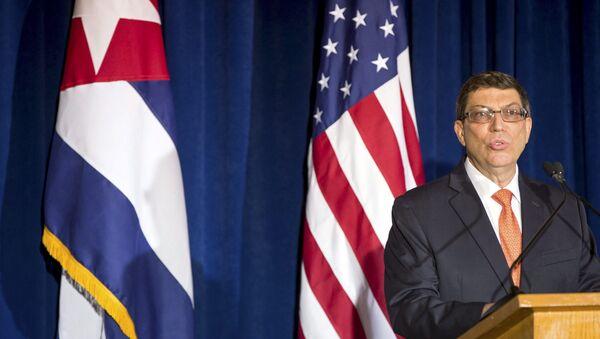 Bruno Rodriguez, ministro de Exteriores de Cuba - Sputnik Mundo