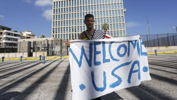 Cuba y EEUU necesitan tiempo y confianza para restablecer plenamente relaciones - Sputnik Mundo