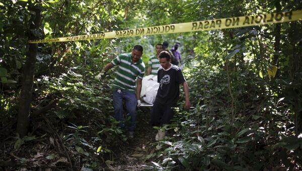 El Salvador es el país más peligroso de América Central - Sputnik Mundo