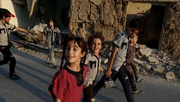 Rusia ha demostrado ser un amigo del pueblo sirio, dice Damasco - Sputnik Mundo