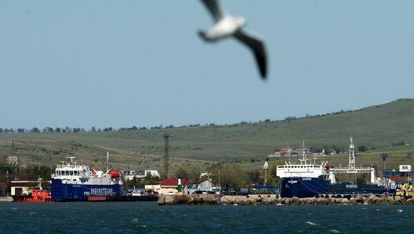 Puerto de Kerch - Sputnik Mundo