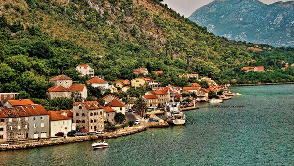 Kotor, Montenegro - Sputnik Mundo