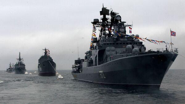 Día de la Armada de Rusia - Sputnik Mundo