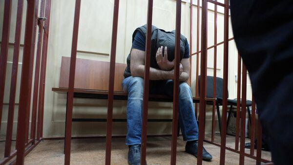 Preso preventivo en el tribunal - Sputnik Mundo