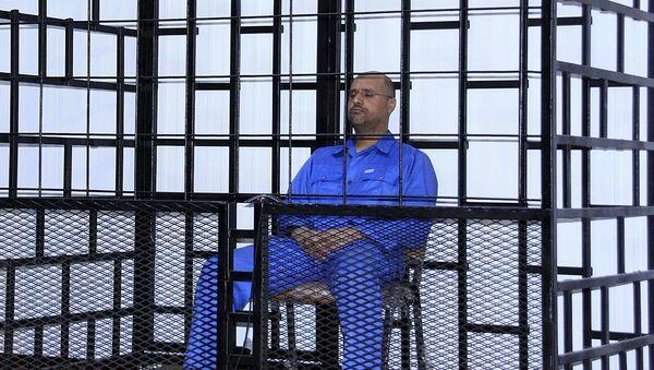 Seif Al Islam Gadafi, hijo del exlíder libio, Muamar Gadafi - Sputnik Mundo